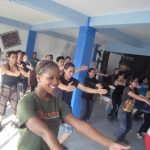 Workshops with Bakanos Salsa Studio in Xela
