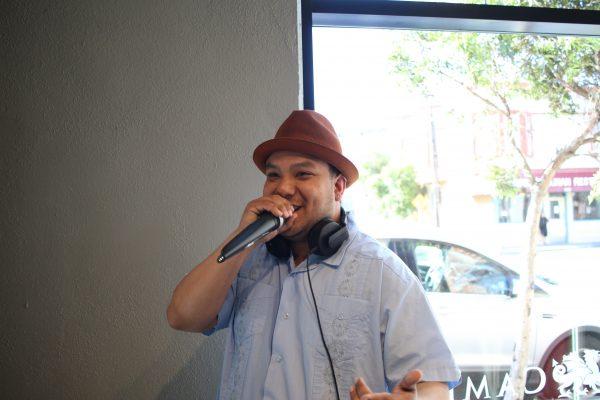 DJ Carlos Benito Gutierrez
