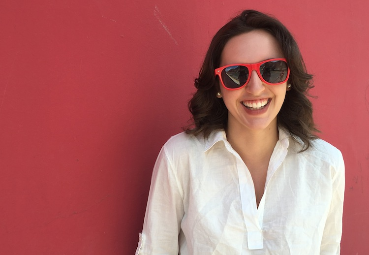 Collaborator Spotlight #4: Ariane Michaud
