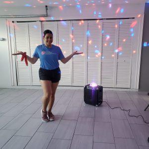 Studio (Car Garage) for Salsa Class!