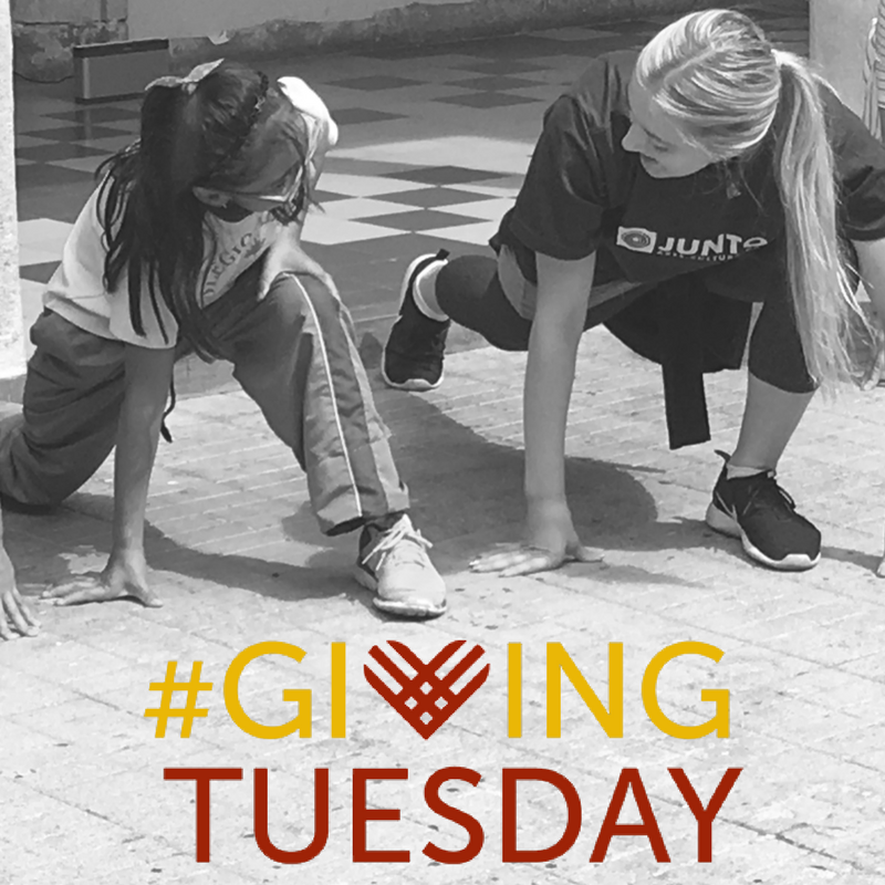 Save the Date: November 28th is #GivingTuesday