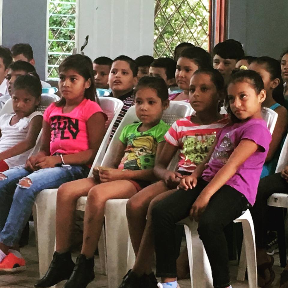 Greetings from Nicaragua! JUNTOSAbroad '17